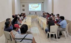 Beni: TED se reúne con periodistas y delegados de organizaciones políticas en Riberalta y Guayaramerín