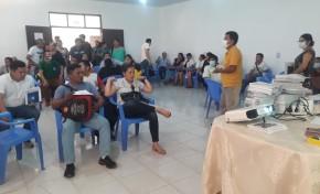 El TED Beni capacita a maestros para la conformación de gobiernos estudiantiles en Magdalena y Huacaraje