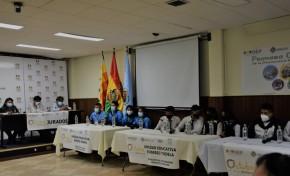 Las unidades educativas Eusebio Tudela Tapia II, Juan Manuel Calero y Simón Bolívar son las primeras semifinalistas de la Olimpiada del Saber de la Democracia Intercultural 2021