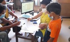 Santa Cruz: habitantes de seis localidades de difícil acceso se benefician con servicios registrales promovidos por el OEP