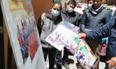 Vocales del TED La Paz sesionaron en Achacachi y se instaló la Feria Educativa Democracia Intercultural