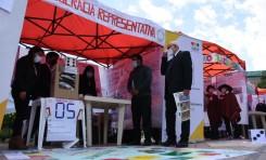Feria de las Democracias: OEP informa sobre las actividades y servicios que brinda en etapa electoral y no electoral
