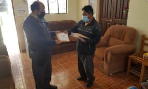 Cuatro localidades indígenas de Oruro se benefician con una campaña de certificación gratuita promovida por el OEP